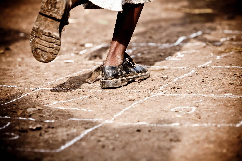 General shots of Korogocho slum,  Korogocho, Nairobi Kenya, 21 June 2011.