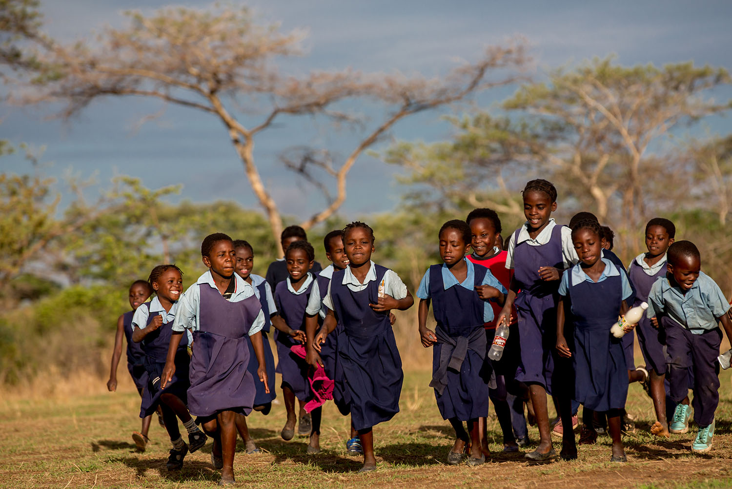 UNICEF Zambia supports the government to provide equitable access to quality, inclusive and gender-sensitive education.