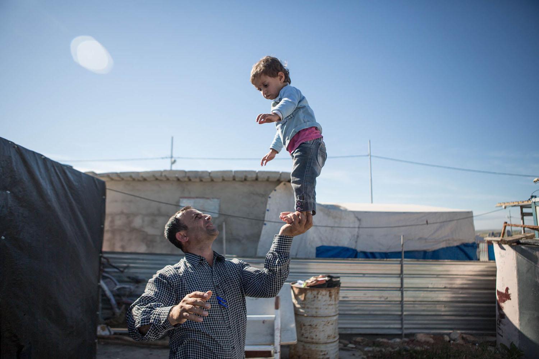 Domiz Refugee Camp, Northern Iraq February 2016