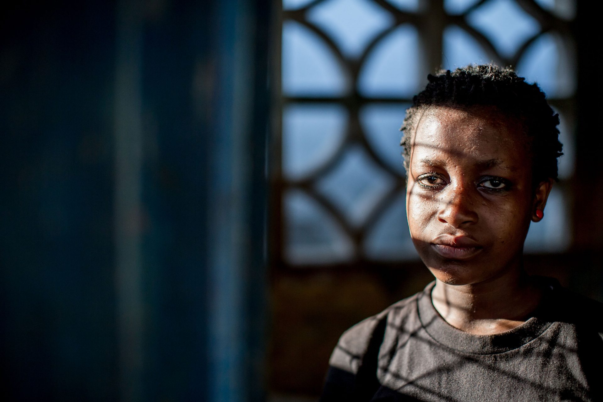 """""""My biggest fear is the thought of disclosing my status to my future husband. I am frightened that he may not accept me,"""" says Halima, 16, from Tanzania. When Halima was in third grade, the other children would tease her because of a skin rash she"""
