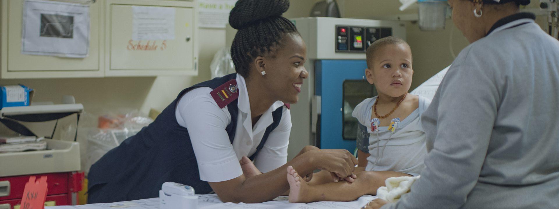 Zinhle   Emergency Room Nurse