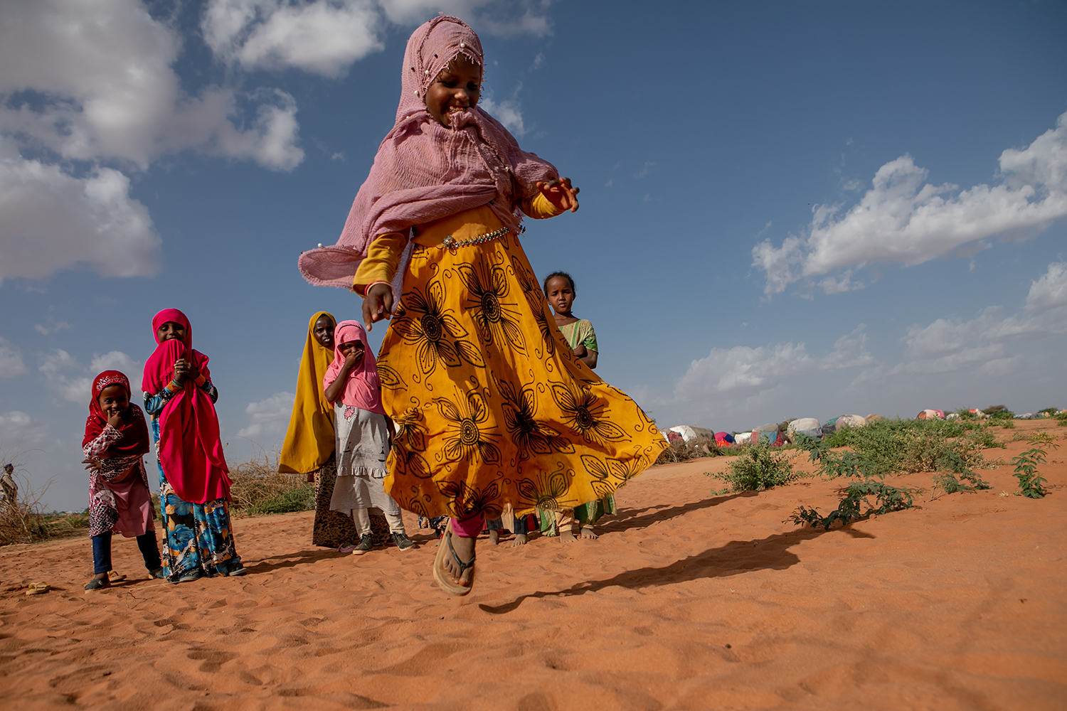 Communities in Somaliland are struggling to recover from a sever