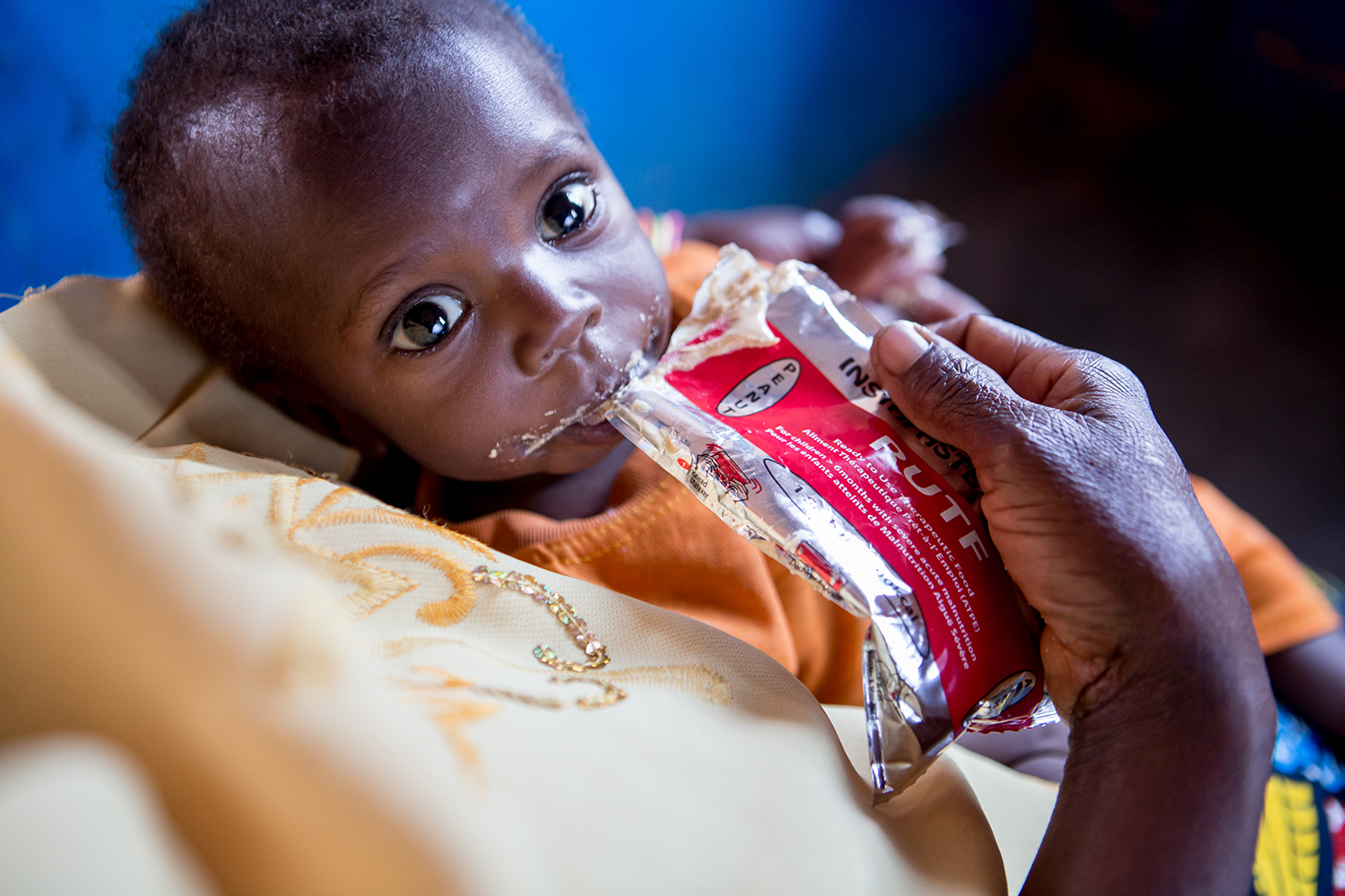 CARITAS Congo, with the support of UNICEF has been implementing