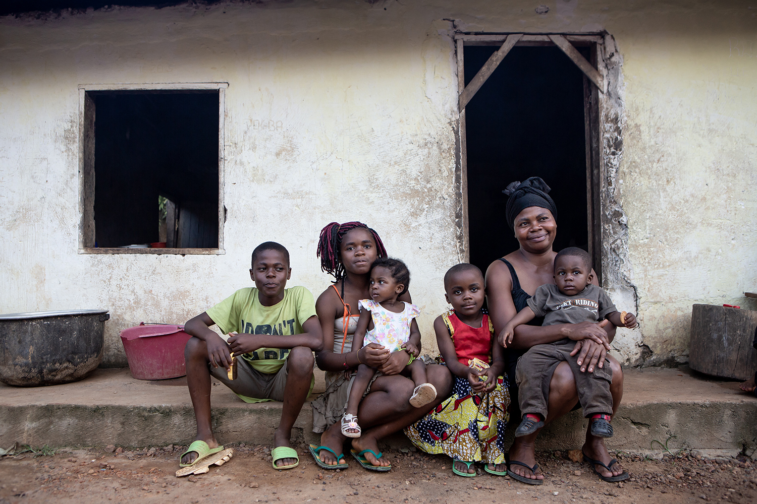 UNICEF - (POC) Point of Care Project UNITAID Cameroon